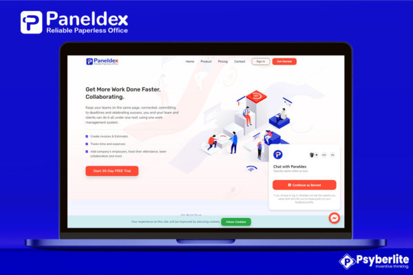 Paneldex -Project Management